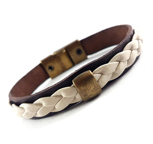 Pulseira Braid - White