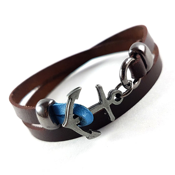 Pulseira Anchor - Blue