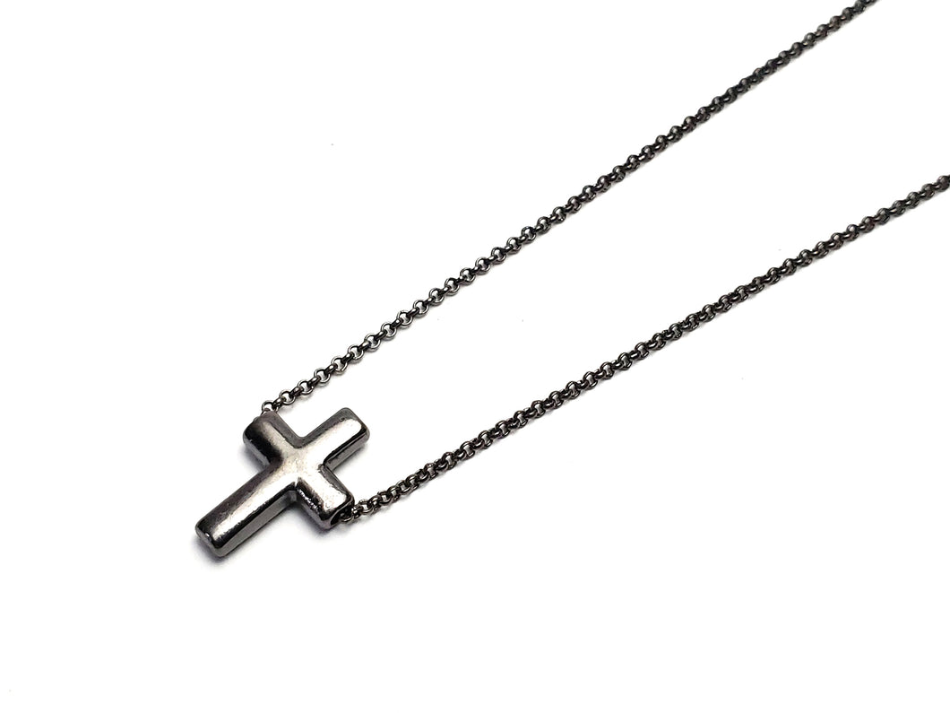 Colar Single - Cross