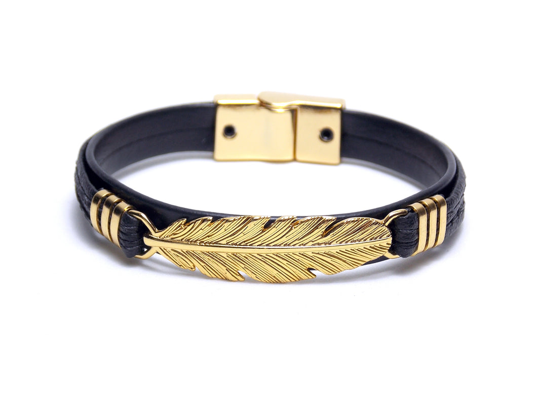Pulseira Feather | Gold
