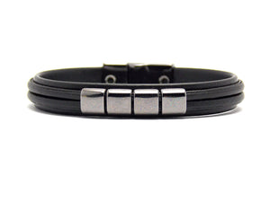 Pulseira You Square - Black