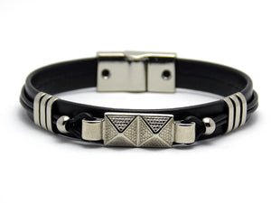 Pulseira You Piramid - Silver