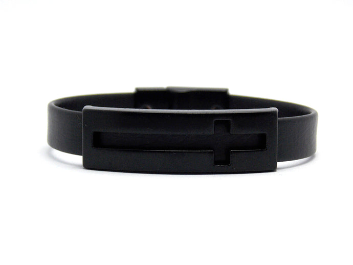 Pulseira You Cross - Black