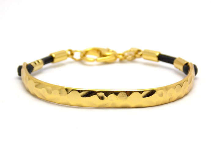 Bracelete You Geometric - Gold