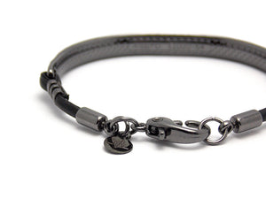 Bracelete You Geometric - Black