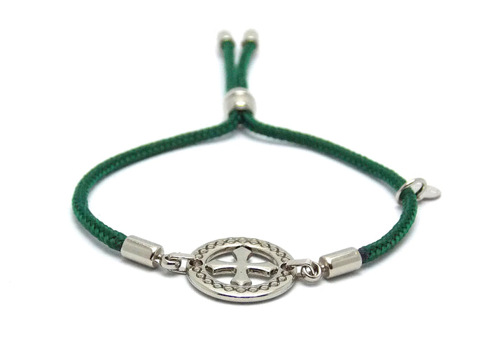 Pulseira You  Faith - Green