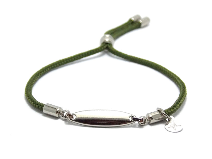 Pulseira You Chrome - Moss