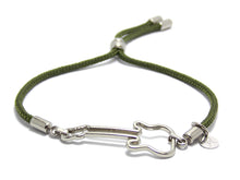 Pulseira You Cord Guitar - Moss
