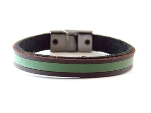 Pulseira Strip Green