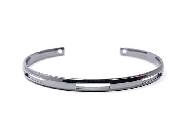Bracelete Metal Chrome