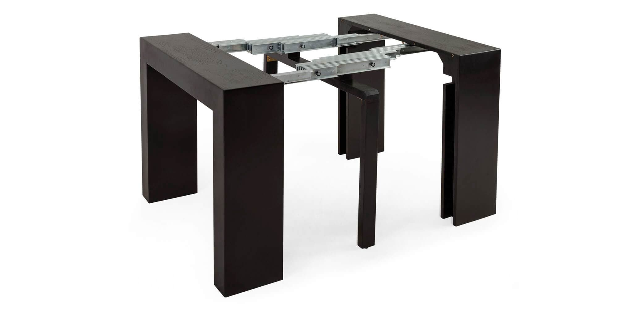 Transformer Table + Black Oak