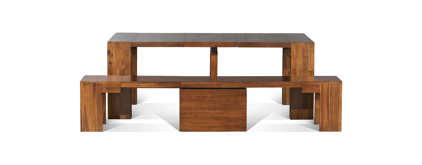 The Dining Set 3.0 + American Mahogany