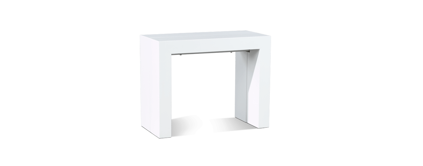 Transformer Table 3.0 + Arctic White