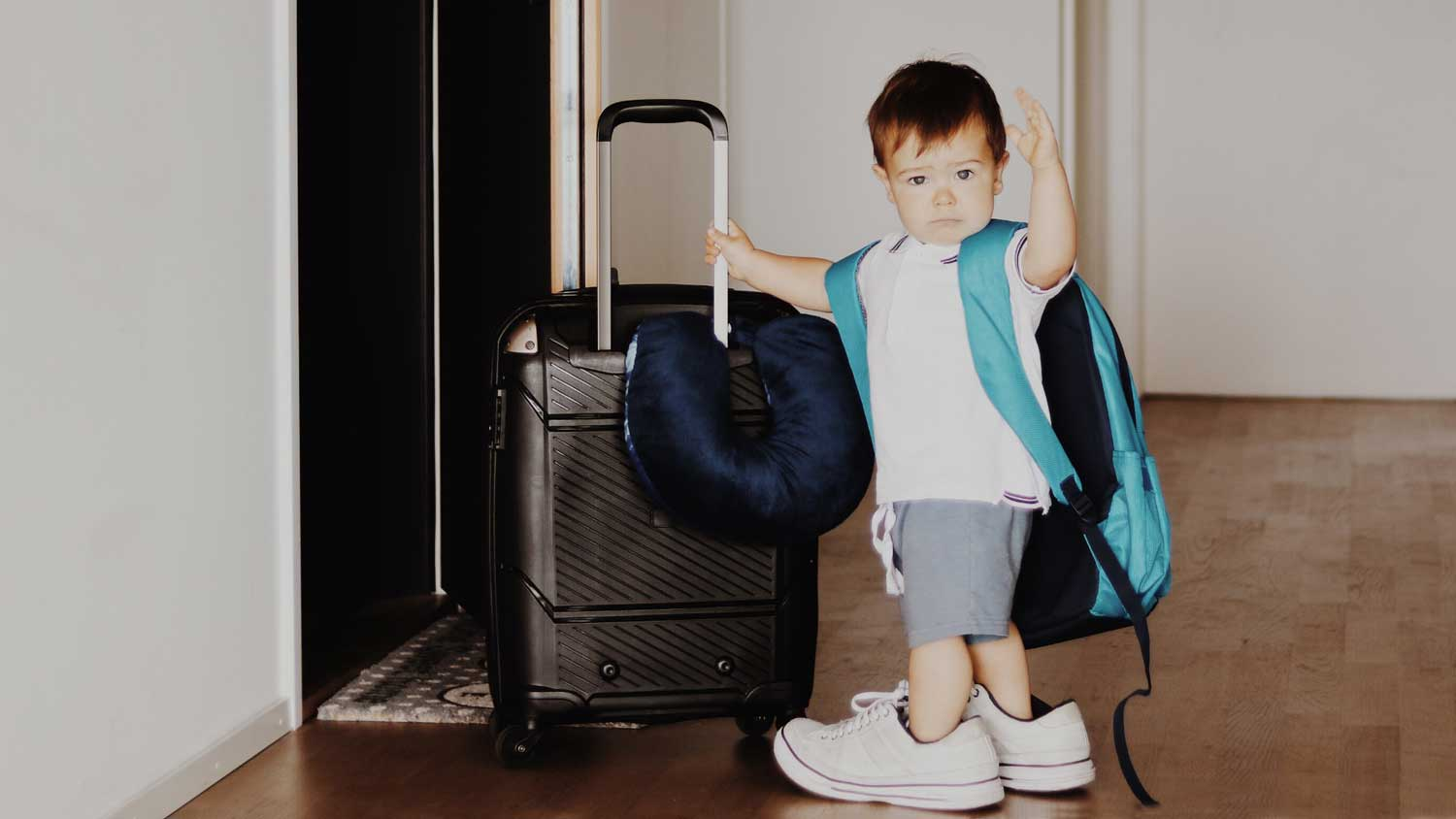 Parenting Survival Guide for When One Parent Travels