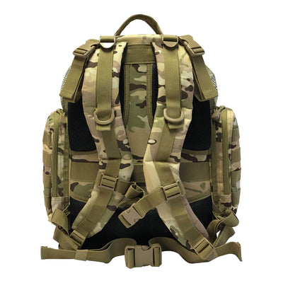 Diaper Bag Backpack - Multicam - Back