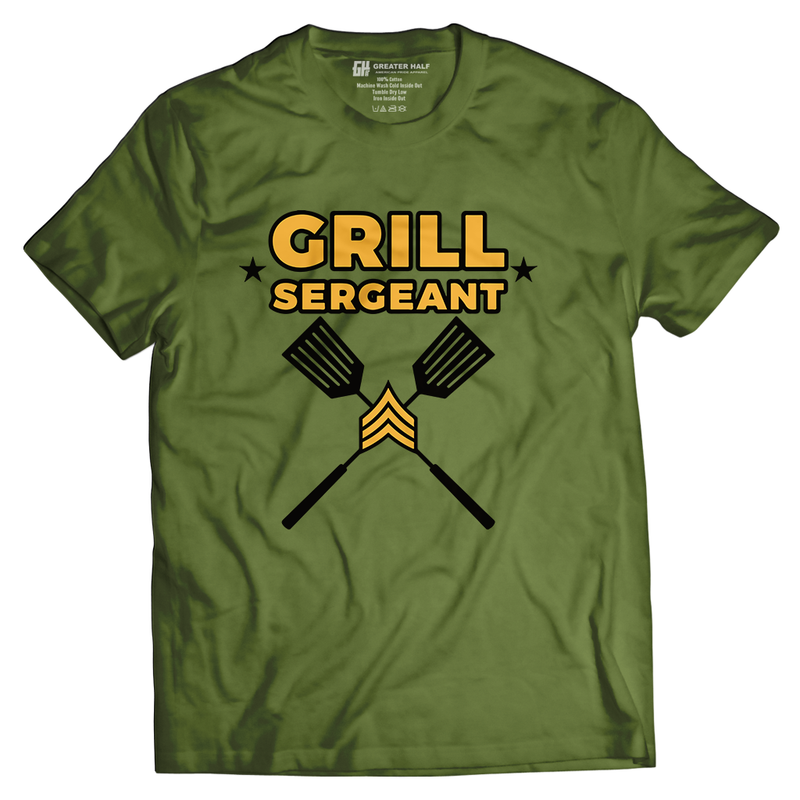 Grill Sergeant - Greater Half
