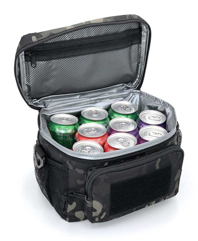High Speed Daddy Medium Lunch Bag with soda cans