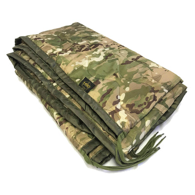 Woobie Blanket Poncho Liners - Multicam - Adult Size
