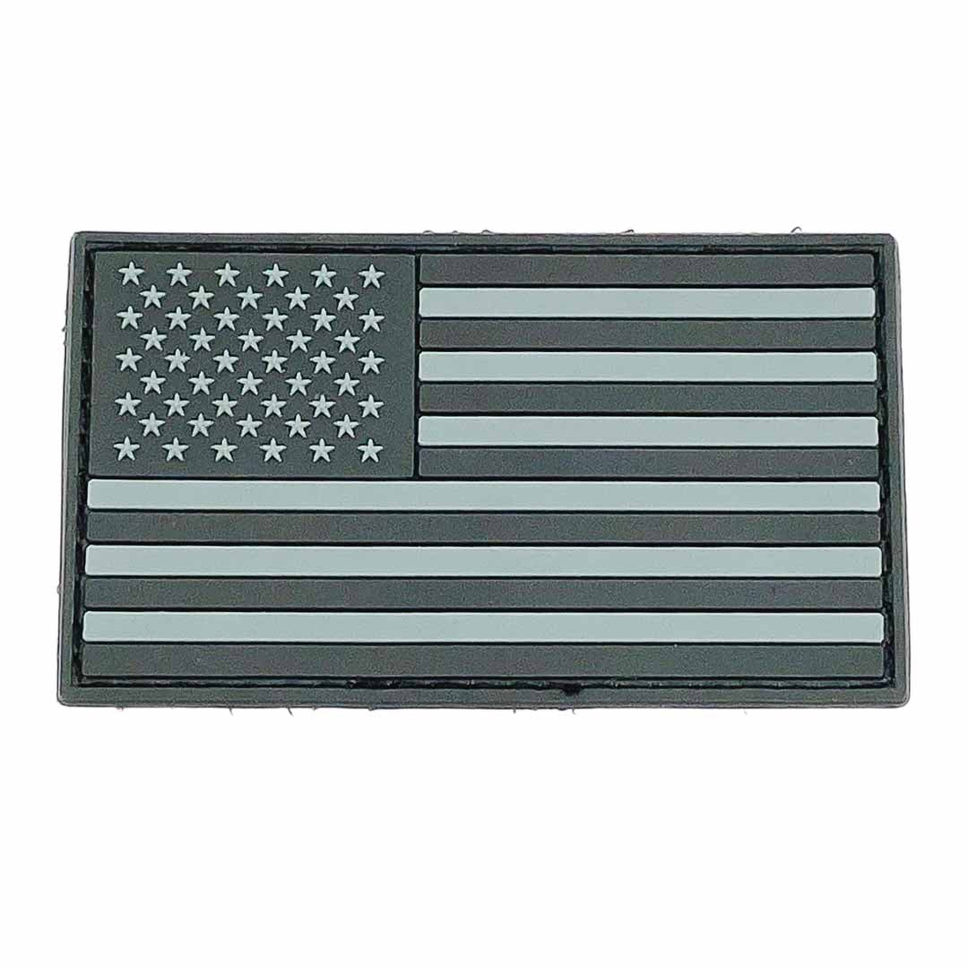 American Flag Patch Subdued