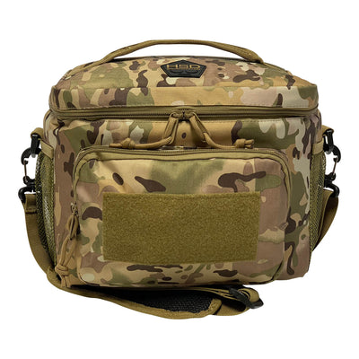 Large Tactical Lunch Bags - Multicam - Front