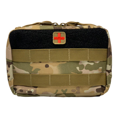 First Aid Kit Pouches - Multicam - Front