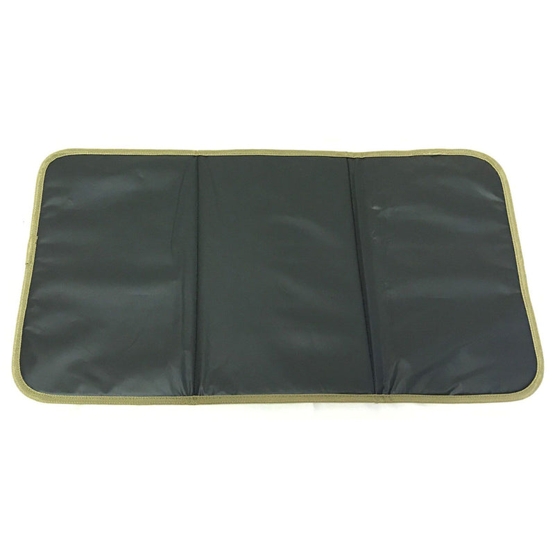 Diaper Changing Mat - Black
