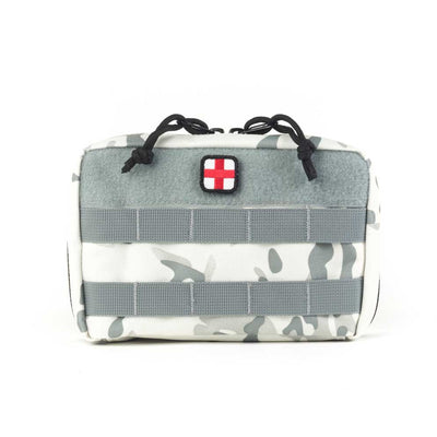 Family First Aid Kit Pouch