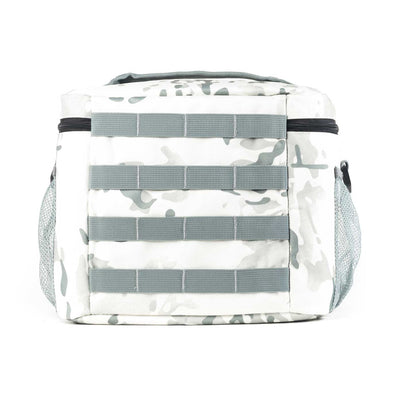 HSD Large Lunch bag Arctic Camo - Back