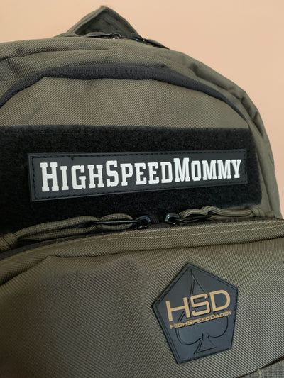 HighSpeedMommy Patch