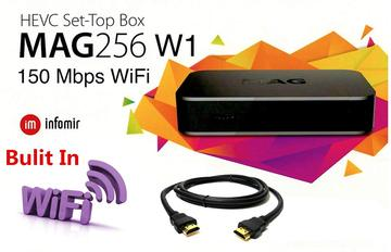 IPTV SET-TOP BOX MAG256-W1