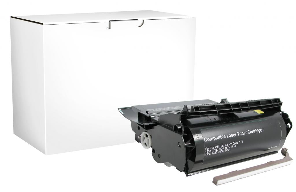 High Yield Toner Cartridge for Lexmark Compliant 1250/1620/2420