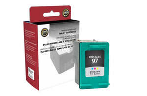 Tri-Color Ink Cartridge for HP C9363WN (HP 97)
