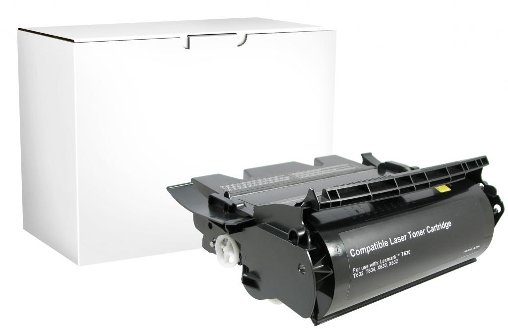 Extra High Yield Toner Cartridge for Lexmark Compliant T632/T634/X632/X634