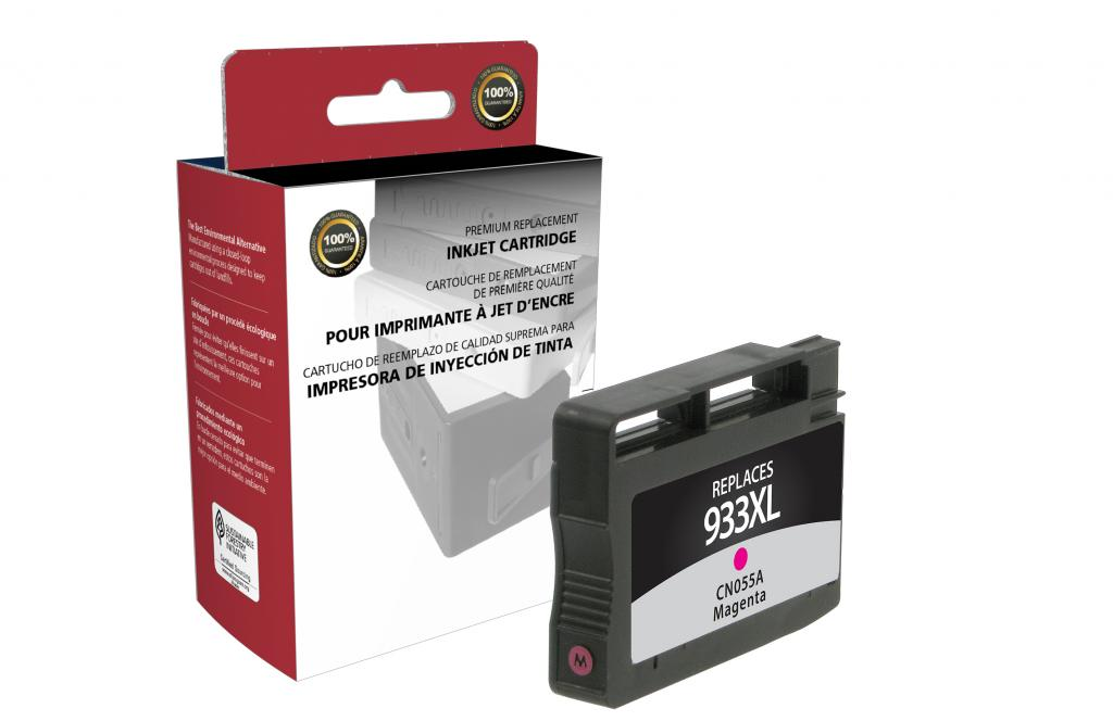 High Yield Magenta Ink Cartridge for HP CN055AN (HP 933XL)