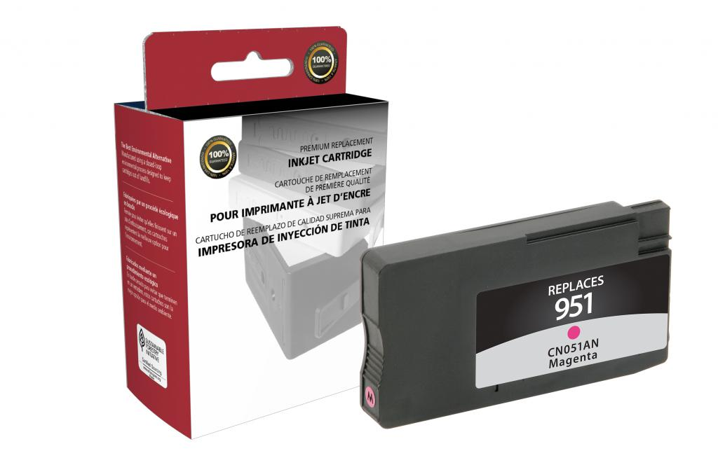 Magenta Ink Cartridge for HP CN051AN (HP 951)