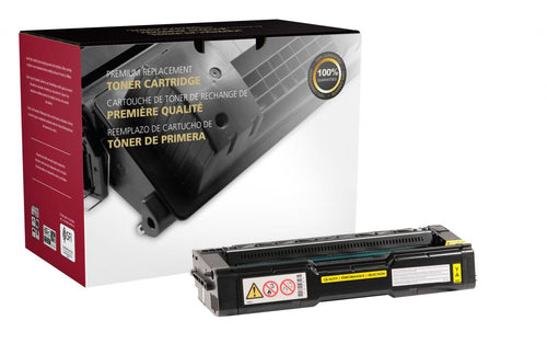 High Yield Yellow Toner Cartridge for Ricoh 406478