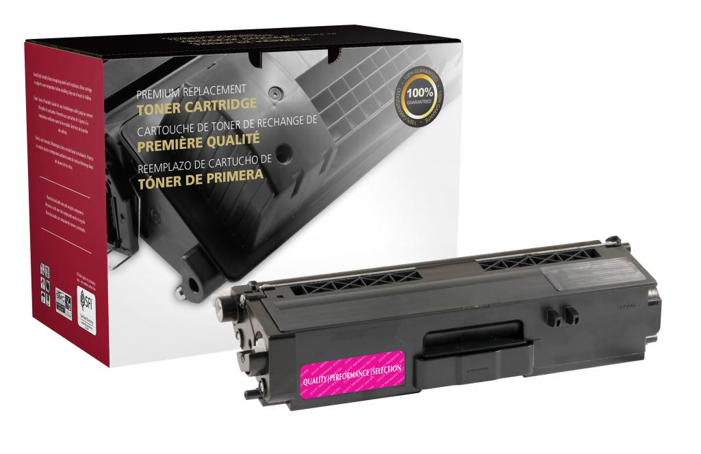 Brother TN331 Magenta Toner Cartridge