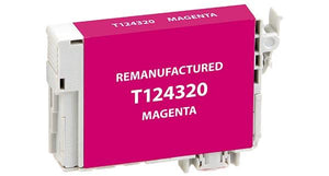 Magenta Ink Cartridge for Epson T124320