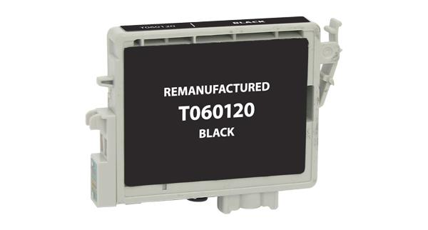 Black Ink Cartridge for Epson T060120