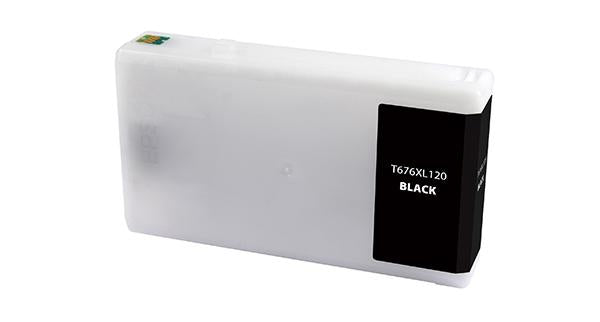 Black Ink Cartridge for Epson T676XL120