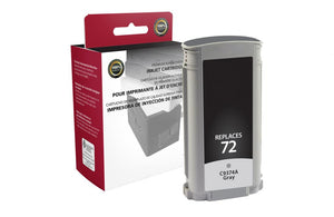 Gray Ink Cartridge for HP C9374A (HP 72)