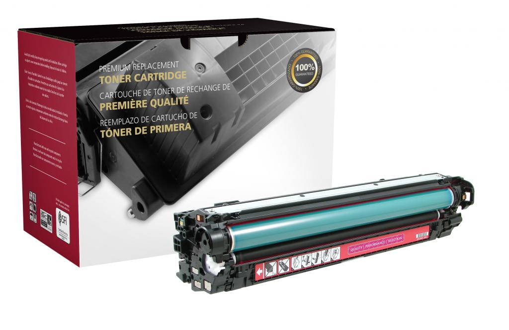 Magenta Toner Cartridge for HP CE273A (HP 650A)