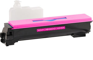 Magenta Toner Cartridge for Kyocera TK-542