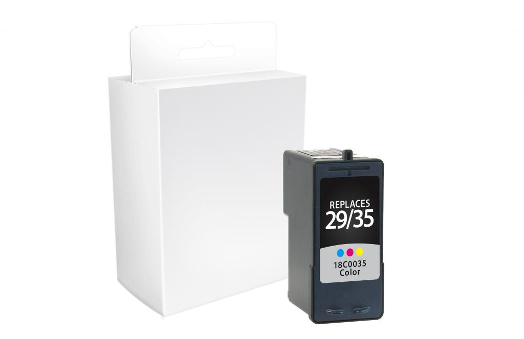 Color Ink Cartridge for Lexmark #29/#35