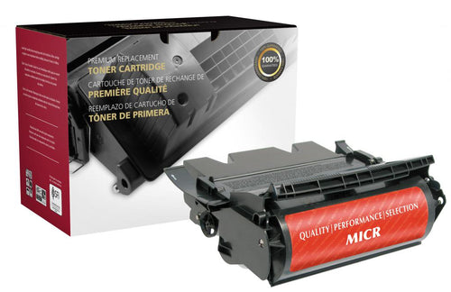 High Yield MICR Toner Cartridge for Lexmark T630/T632/T634/X630/X632/X634