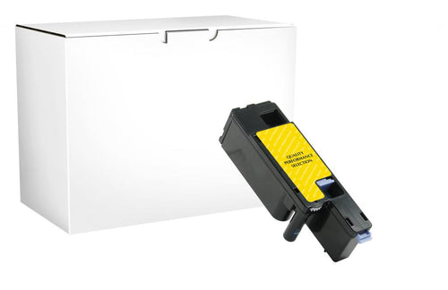 Yellow Toner Cartridge for Xerox Phaser 6022
