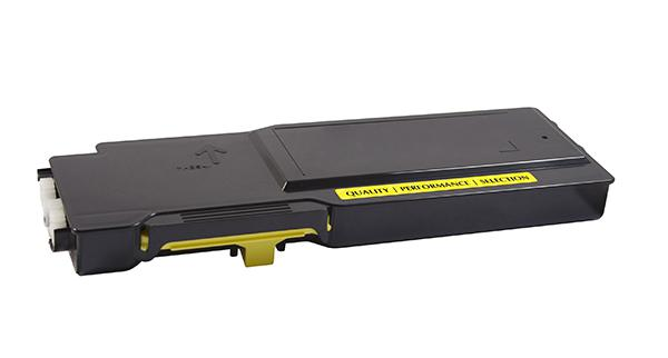 Yellow Metered Toner Cartridge for Xerox 106R02239