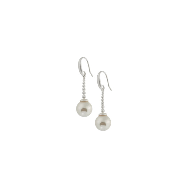 Dance Winter Dew Earrings with Pearl