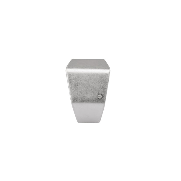 Shadow Cigar Ring in Silver