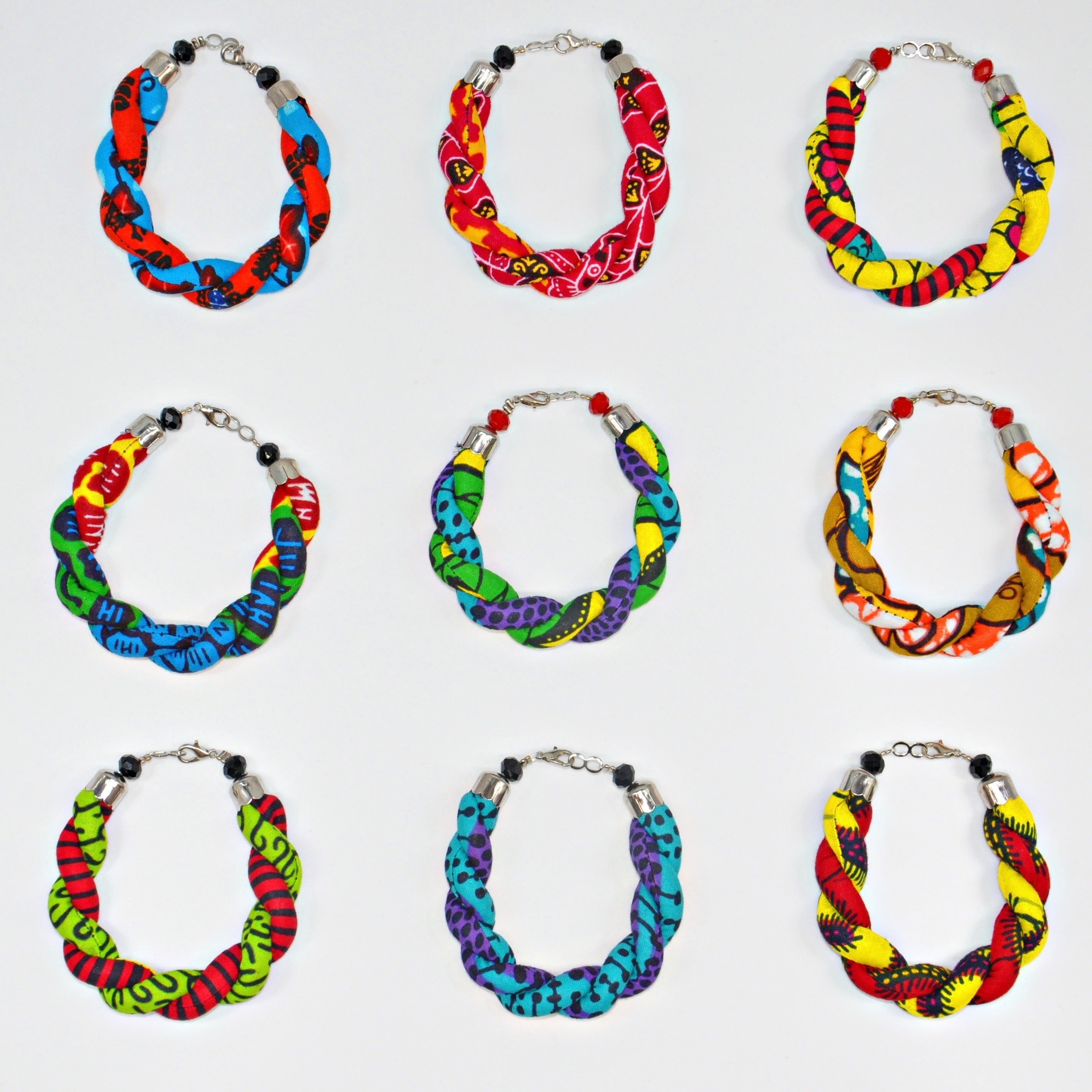 FREE Ghanaian Bracelet: with Unit Purchase